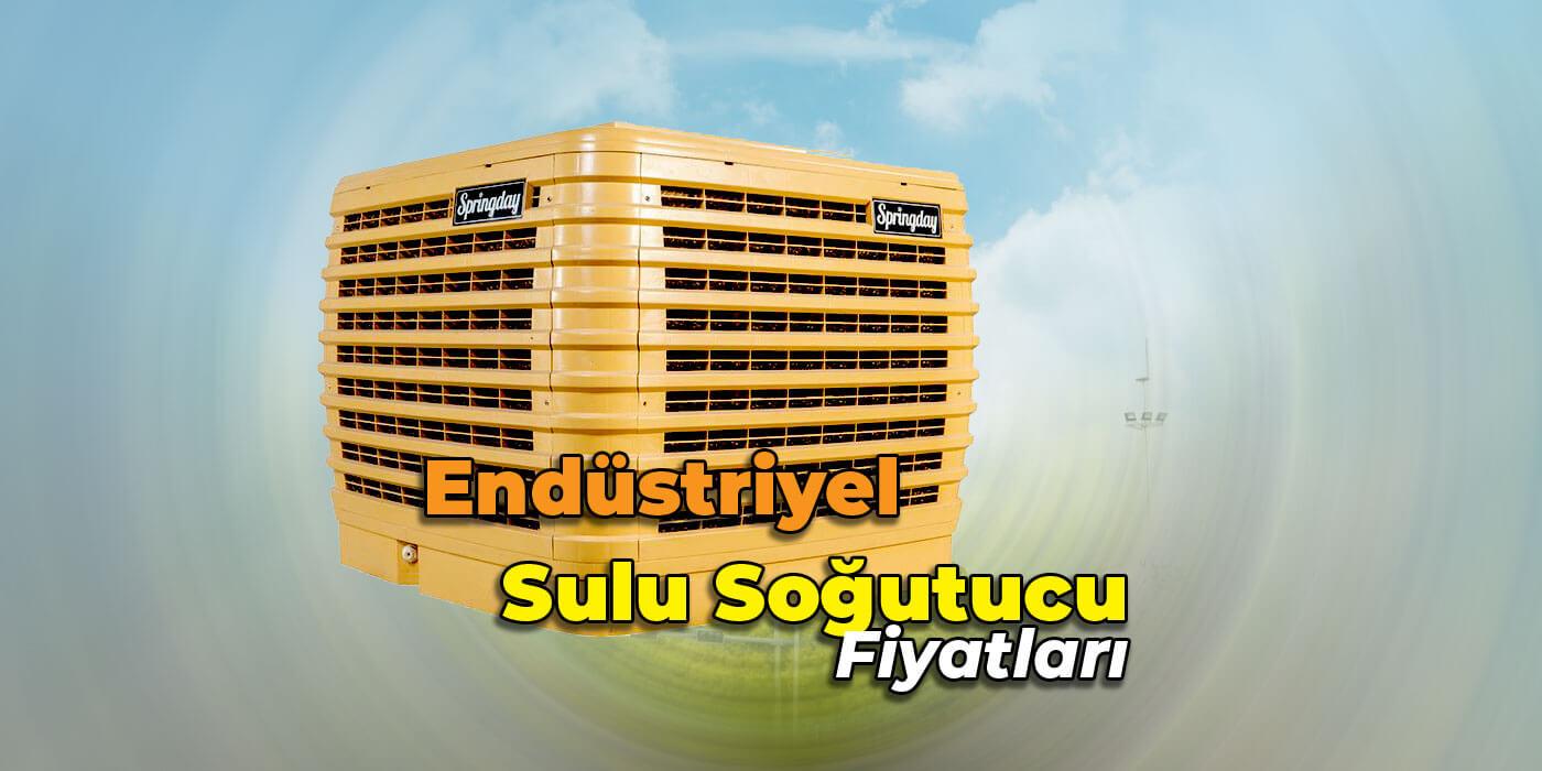 Endüstriyel Sulu Hava Soğutucu Fiyatları