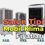 Salon Tipi Mobil Hava Soğutucu Fiyatları